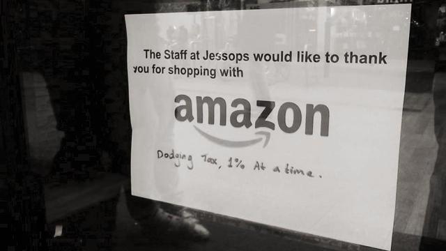 Jessops-blames-amazon